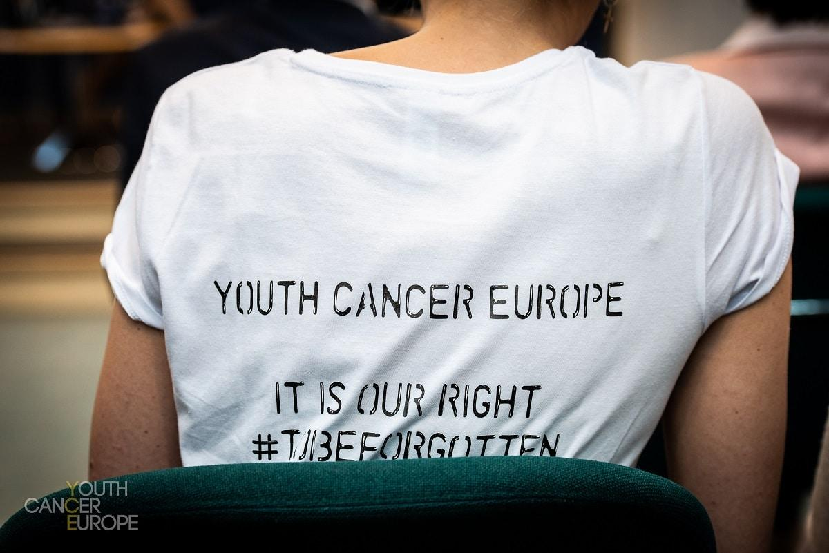 youth cancer europe right to be forgotten