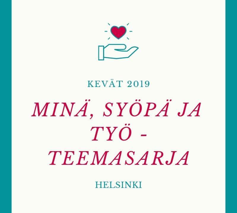 [Helsinki] Teemasarja: Työttömän terveys ja työkyky