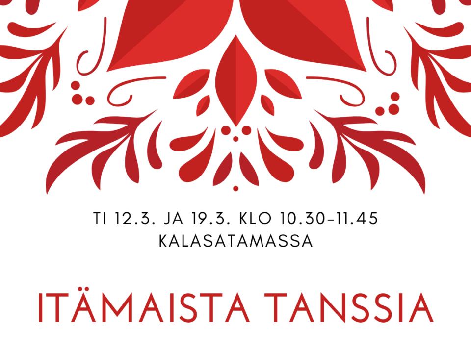 [Helsinki] Itämaista tanssia