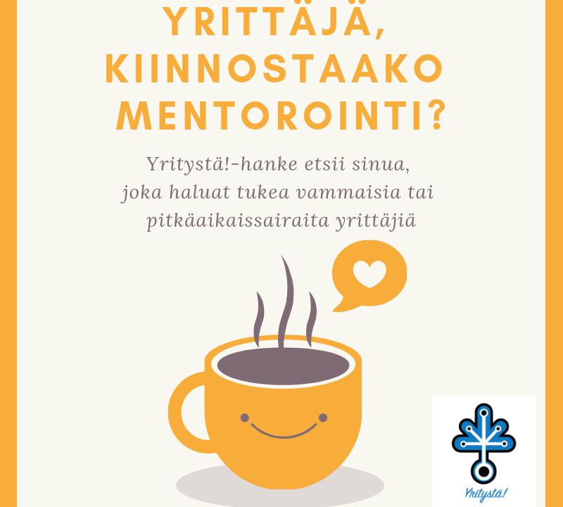 [Helsinki] Mentorointikoulutus yrittäjille