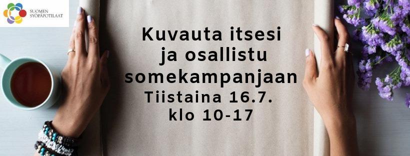 [Pori] SuomiAreenan Kansalaistorilla tapahtuu: osallistu somekampanjaan