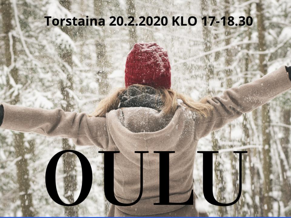 [Oulu] Minä, syöpä ja työ -ilta