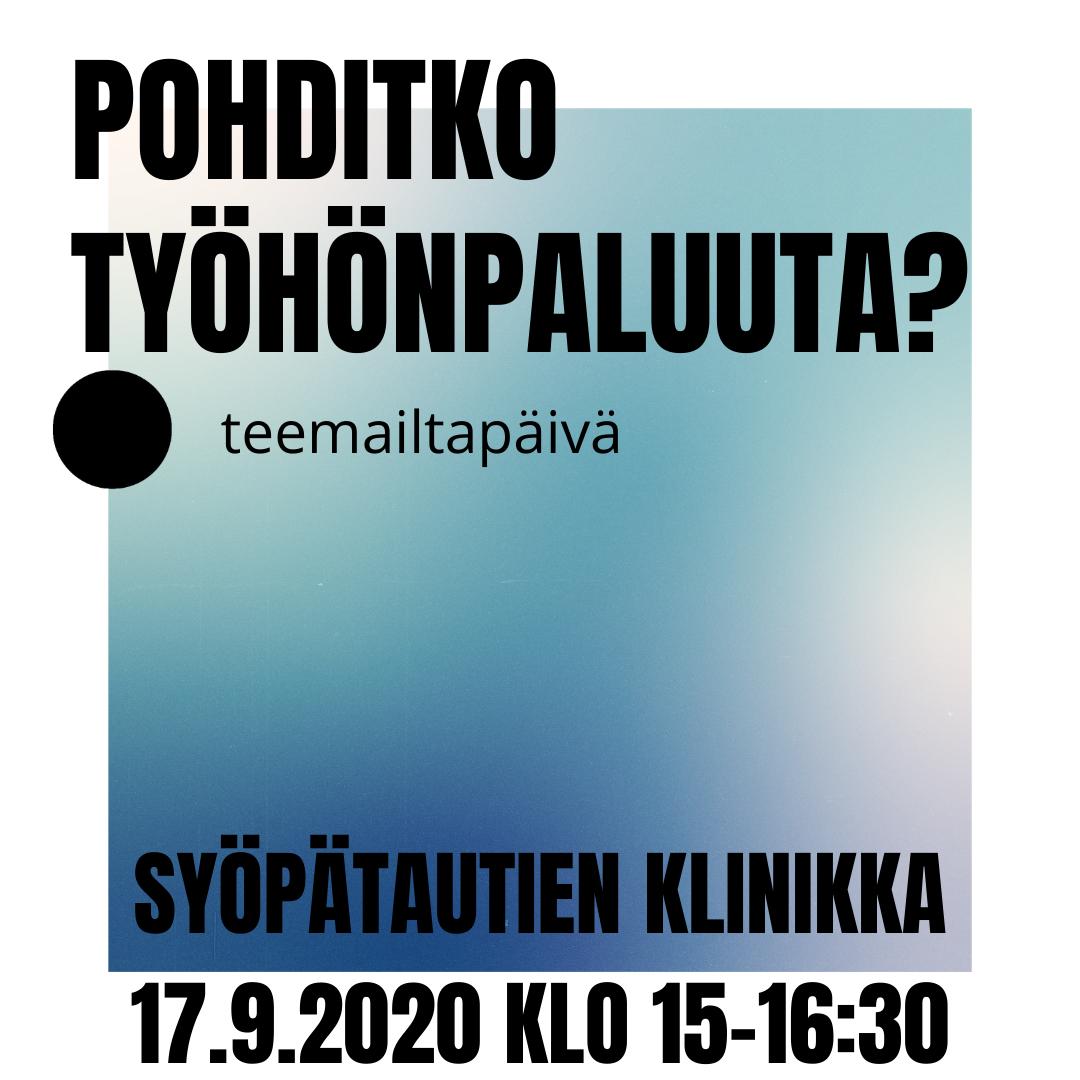 Sosiaalityöntekijä Helsinki